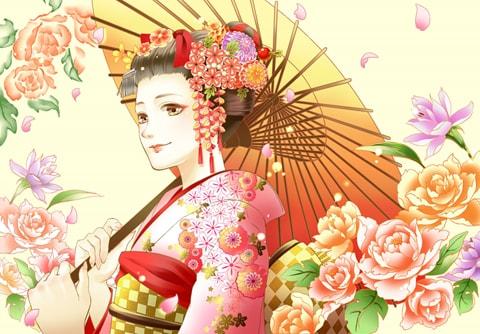 舞妓の画像